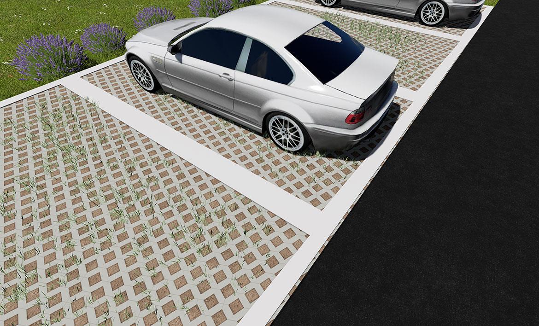 Parkim në shitje në Tiranë - Mangalem 21 Shkalla Parkime Jashtë F. 6 Kati 1