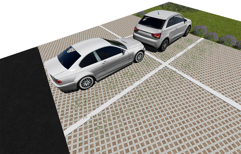 Parkim në shitje në Tiranë - Mangalem 21 Shkalla Parkime Jashtë F. 1 Kati 1