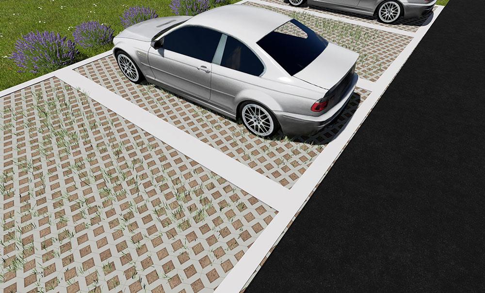 Parkim në shitje në Tiranë - Mangalem 21 Shkalla Parkime Jashtë F. 5 Kati 1