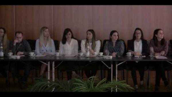 Mangalem 21, presantation conference